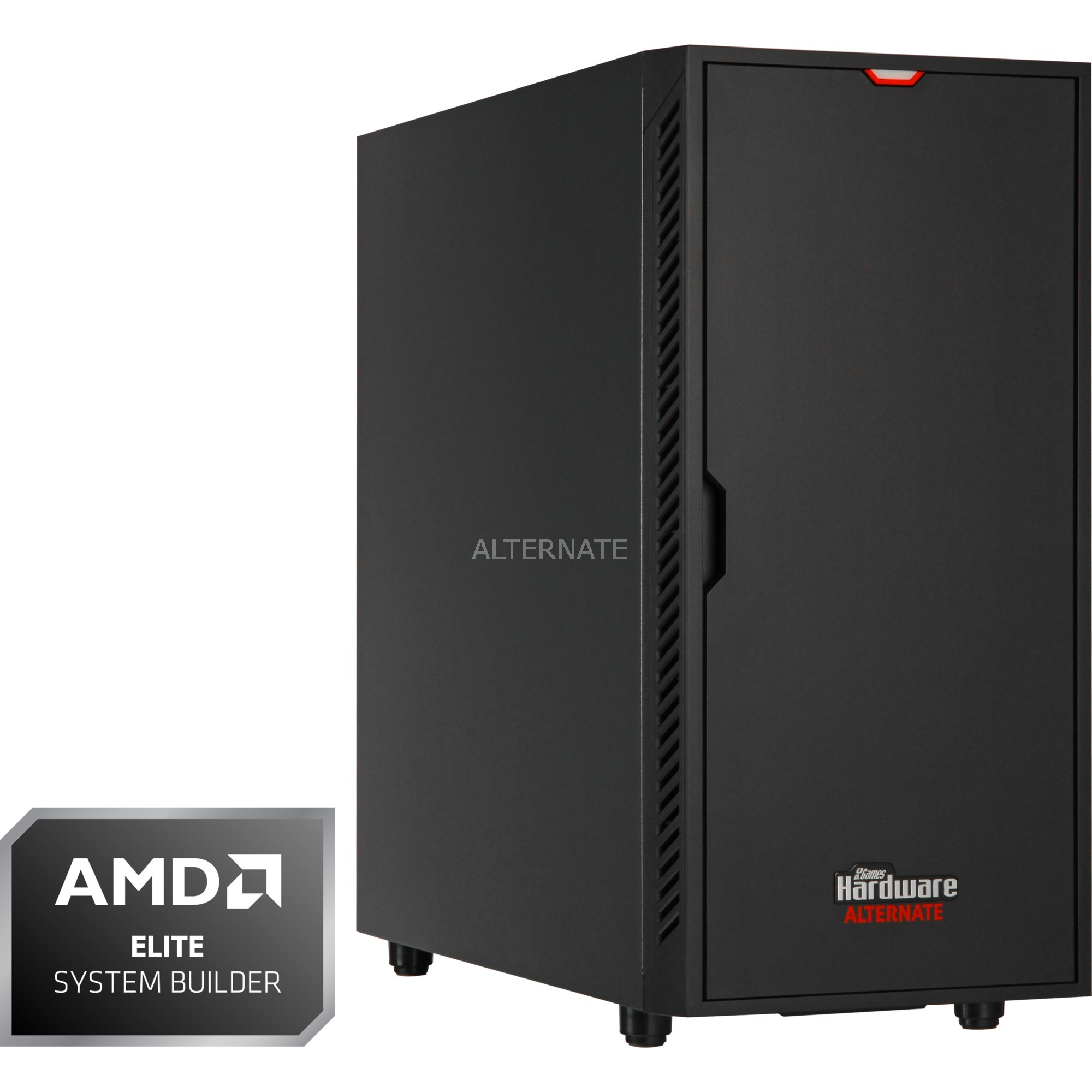 RAVEN 2200G W10H, PC completo