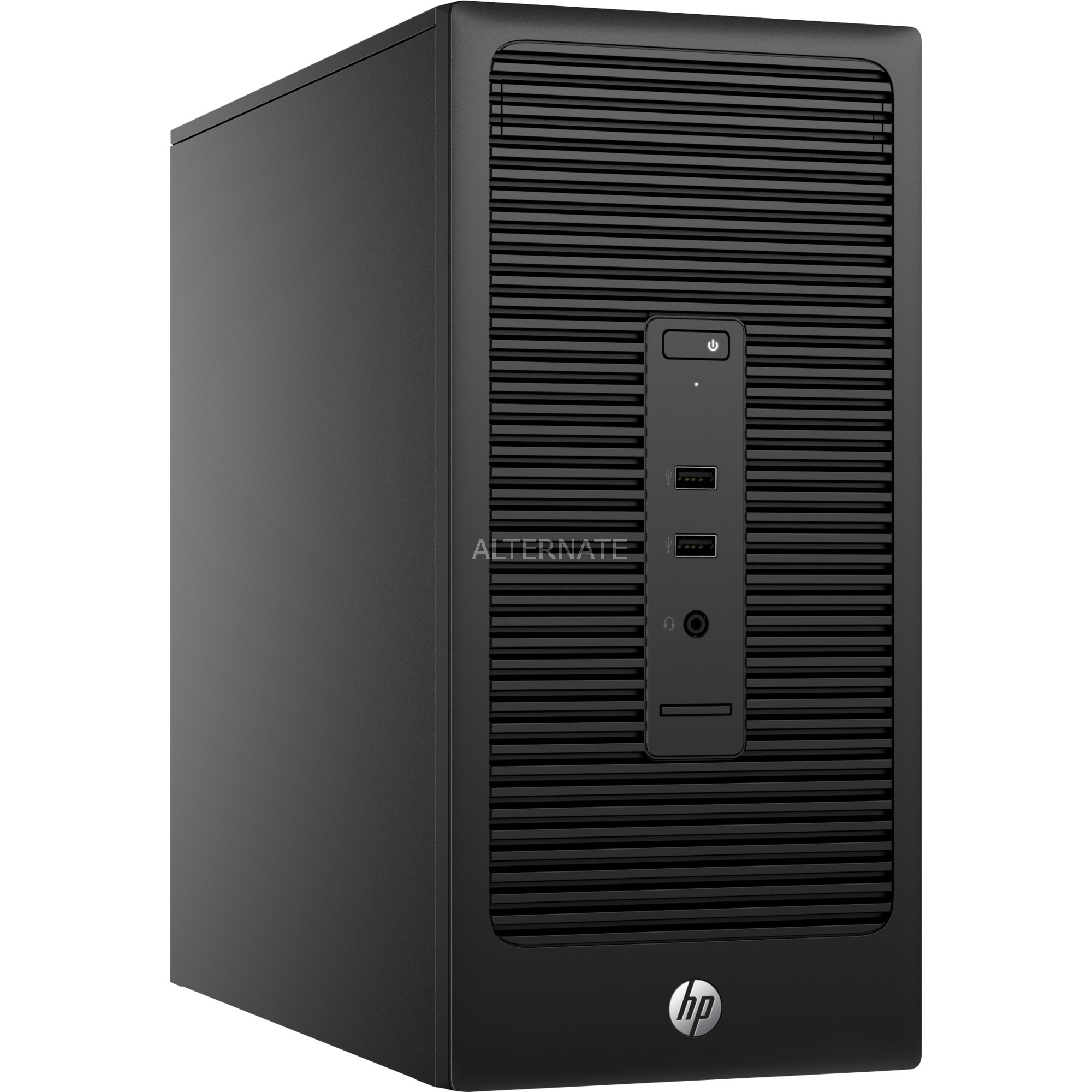 280 G2 3.7GHz i3-6100 Micro Torre Negro PC, Sistema de la PC