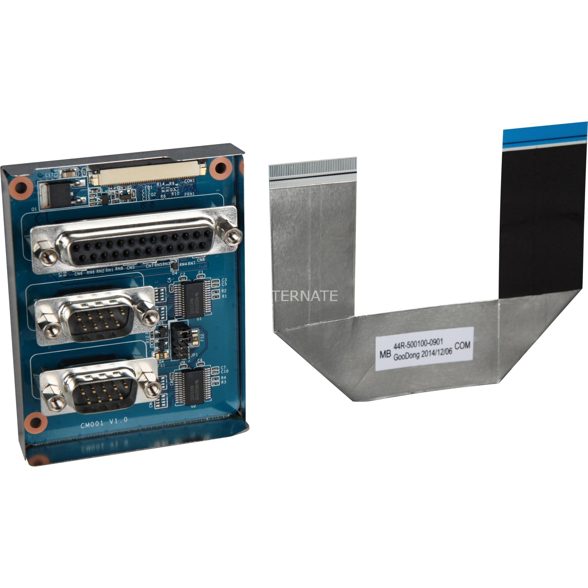 PCL69 tarjeta y adaptador de interfaz Interno Paralelo, De serie, Módulo de extensión