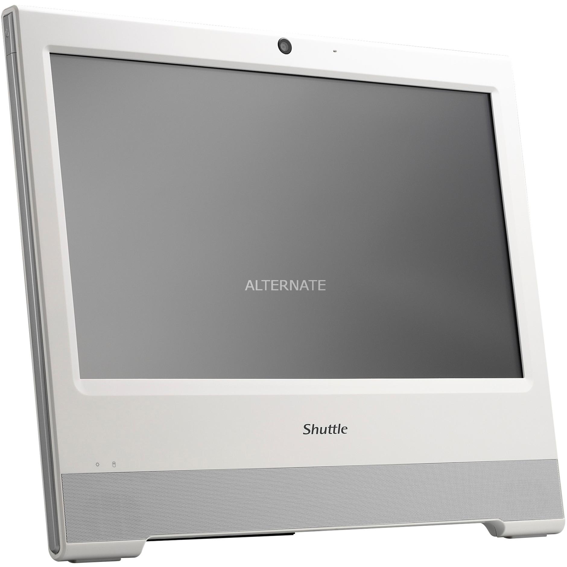 X50V6U3 All-in-One PC (i3-7100U) Intel SoC BGA 1356 2,40 GHz Todo-en-Uno Blanco, Barebone