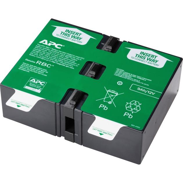 APCRBC124 Sealed Lead Acid (VRLA), Batería