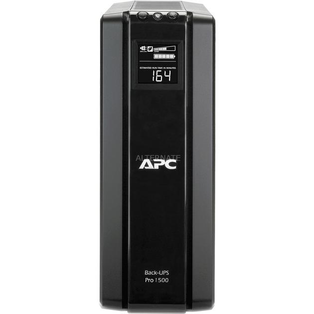 Back-UPS Pro sistema de alimentación ininterrumpida (UPS) Línea interactiva 1200 VA 720 W