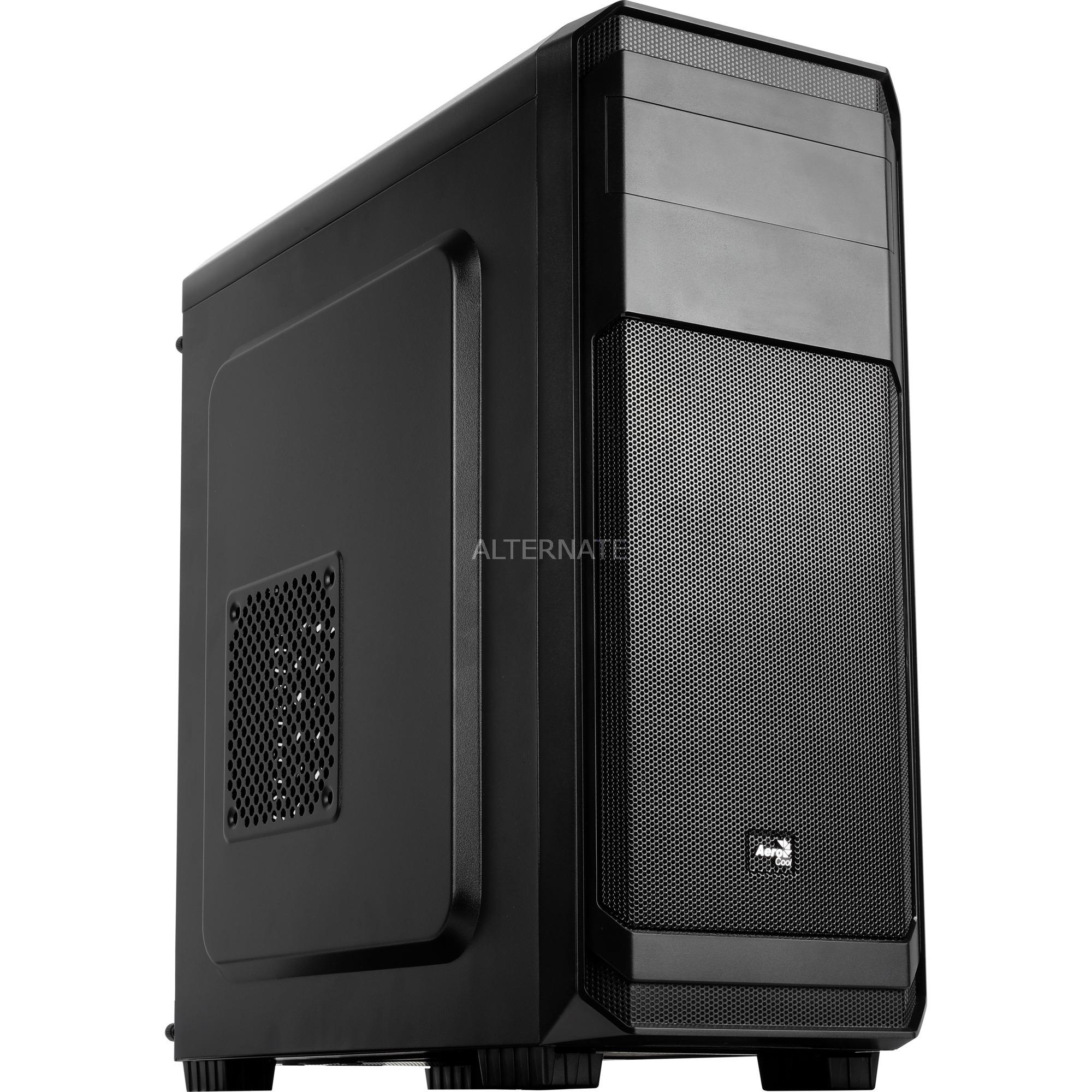Aero-300 Midi-Tower Negro carcasa de ordenador, Cajas de torre