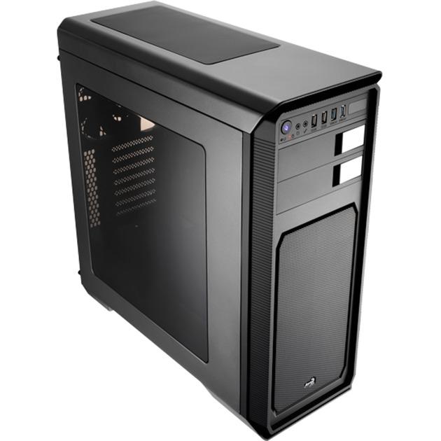 Aero-800 Midi-Tower Gris carcasa de ordenador, Cajas de torre