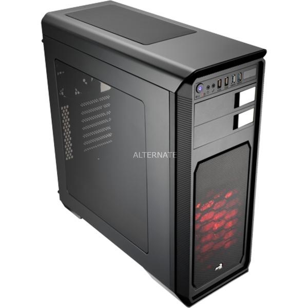 Aero-800 carcasa de ordenador Negro, Cajas de torre