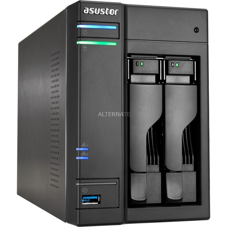 AS6302T NAS Torre Ethernet Negro