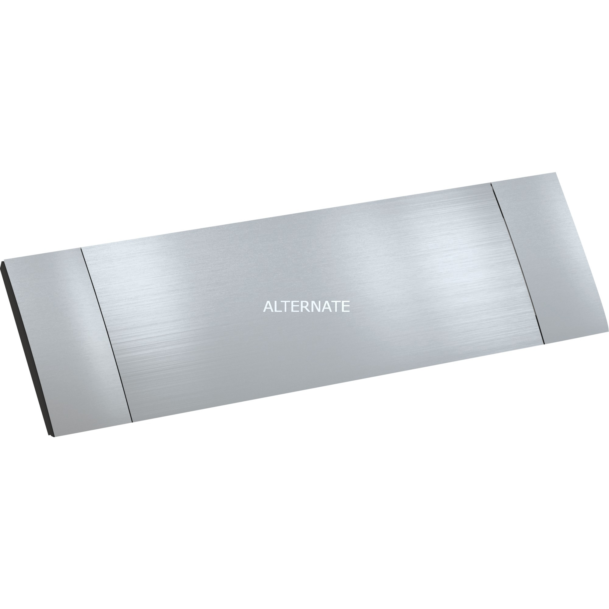 915.502 Aluminio tapa de seguridad para enchufe, Bastidor de instalación