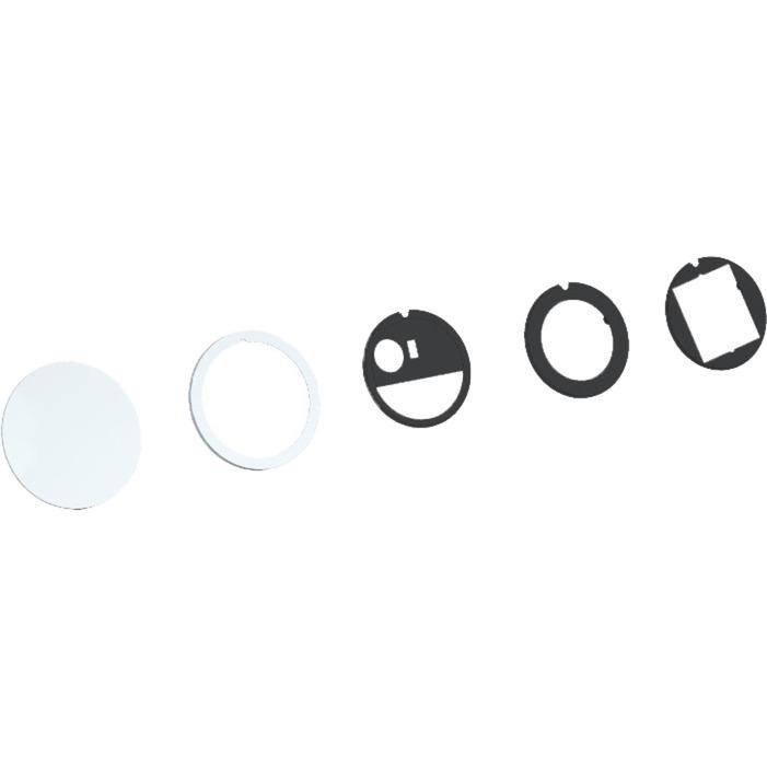 926.102 Blanco placa de pared y cubierta de interruptor