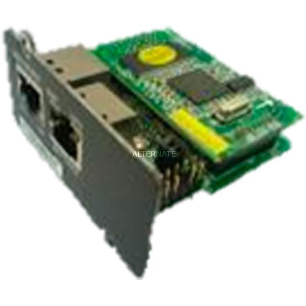 10120599 tarjeta de gestión de red para SAI, Adaptador de red