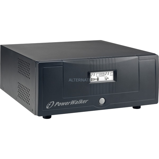 Inverter 1200 PSW sistema de alimentación ininterrumpida (UPS) 1200 VA
