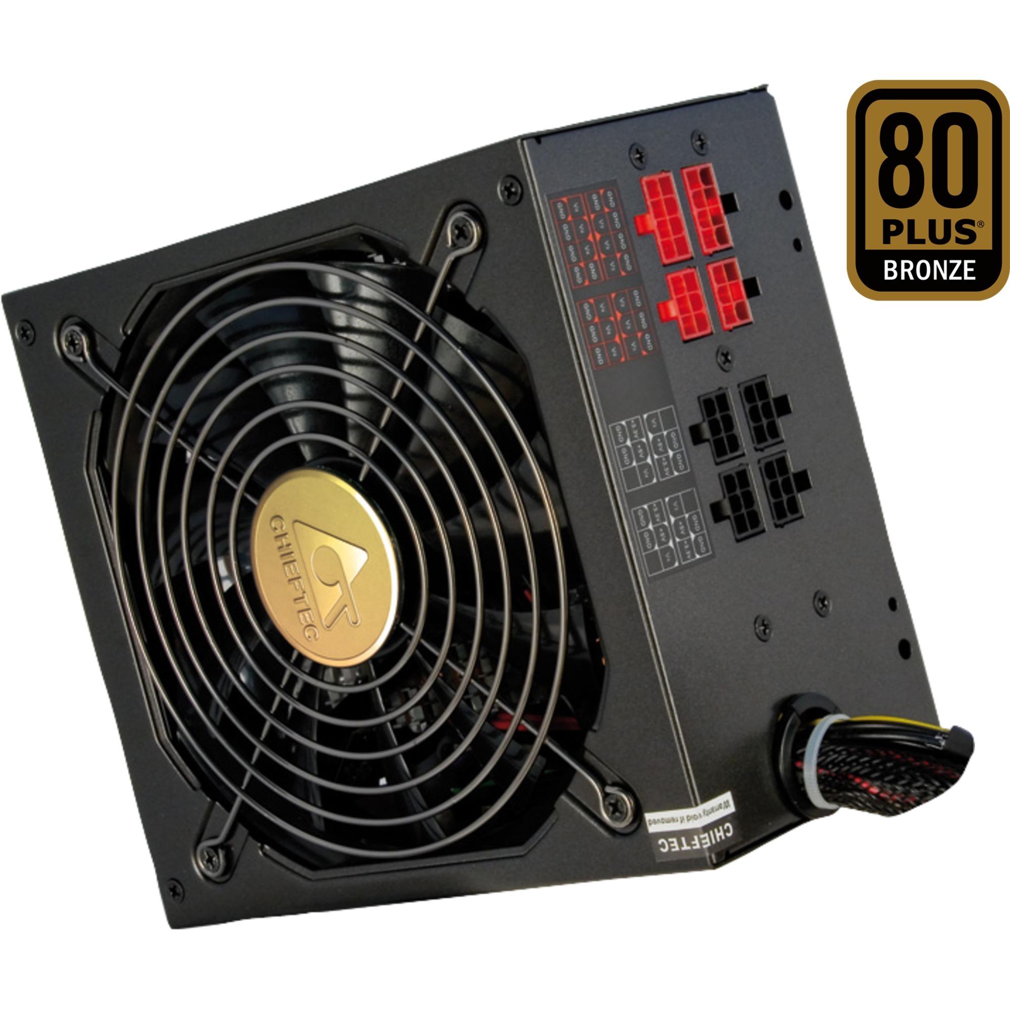 APS-850CB unidad de fuente de alimentación 850 W ATX Negro, Fuente de alimentación de PC