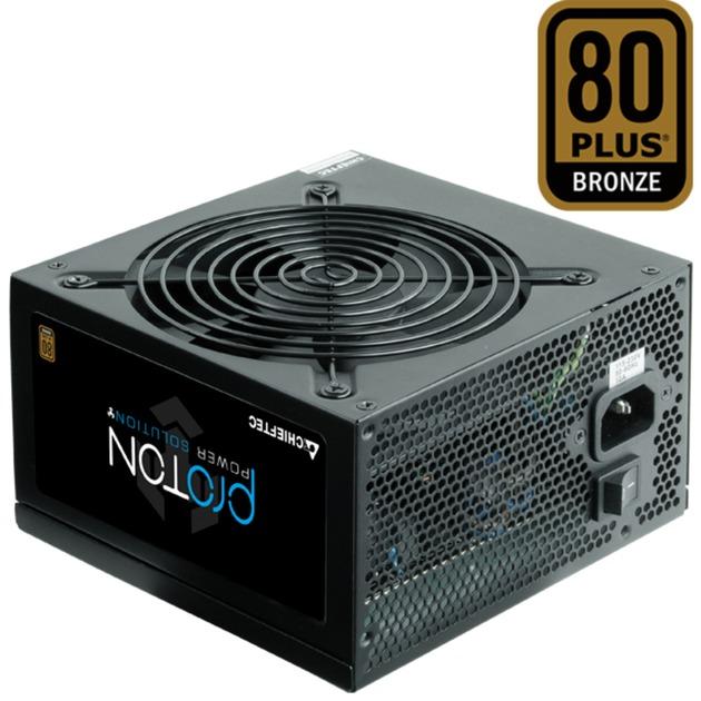 BDF-400S unidad de fuente de alimentación 400 W PS/2 Negro, Fuente de alimentación de PC