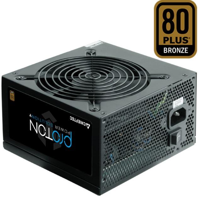 BDF-500S unidad de fuente de alimentación 500 W PS/2 Negro, Fuente de alimentación de PC
