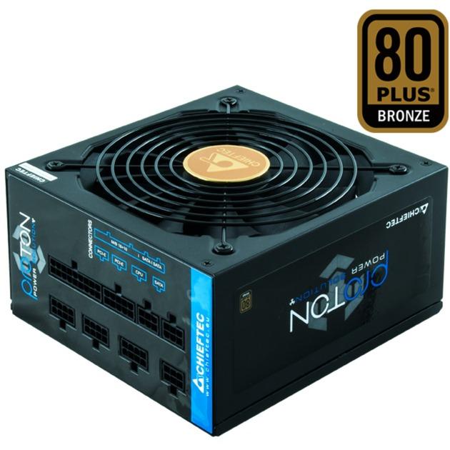 BDF-650C unidad de fuente de alimentación 650 W PS/2 Negro, Fuente de alimentación de PC