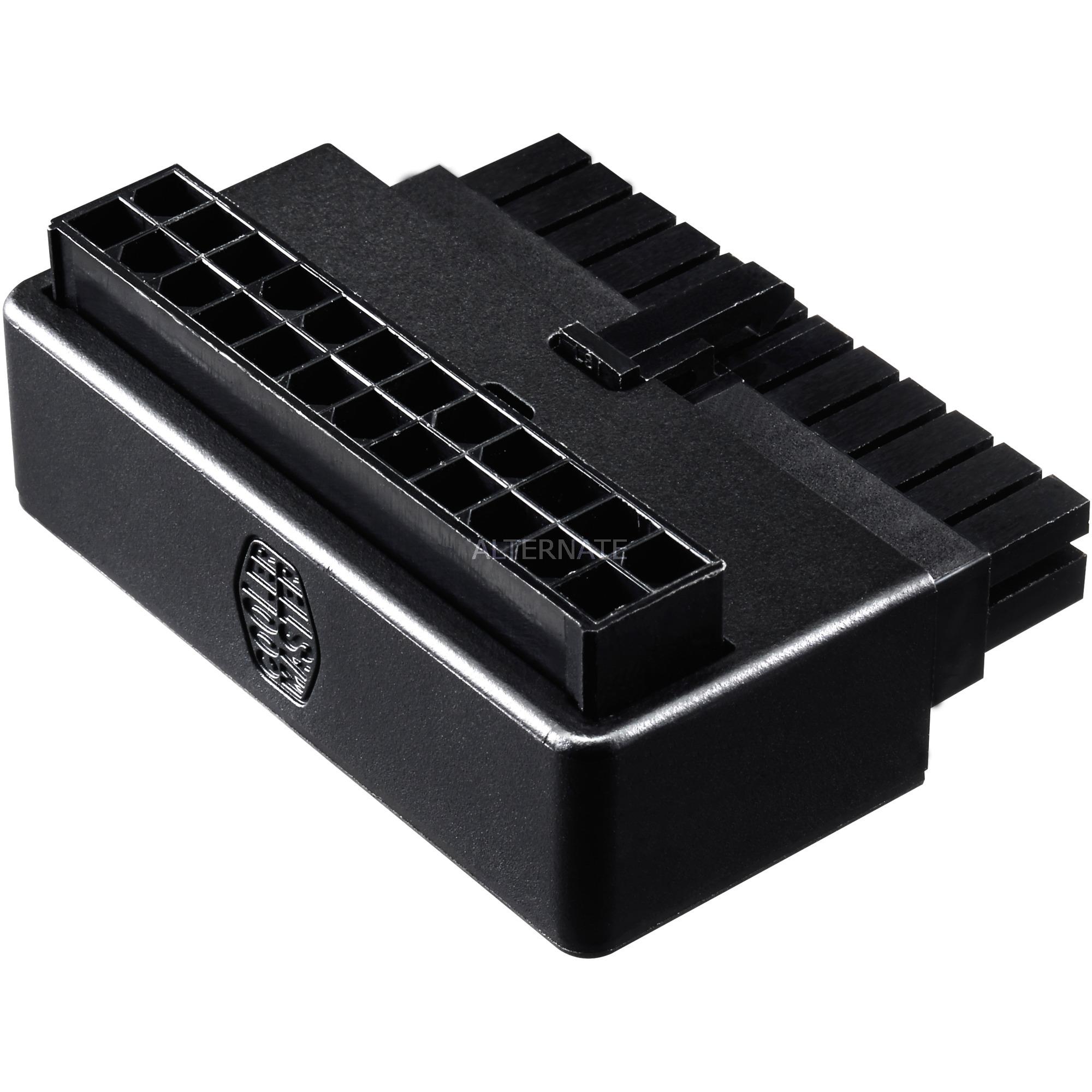 CMA-CEMB00XXBK1-GL adaptador de cable ATX 24-Pin Negro