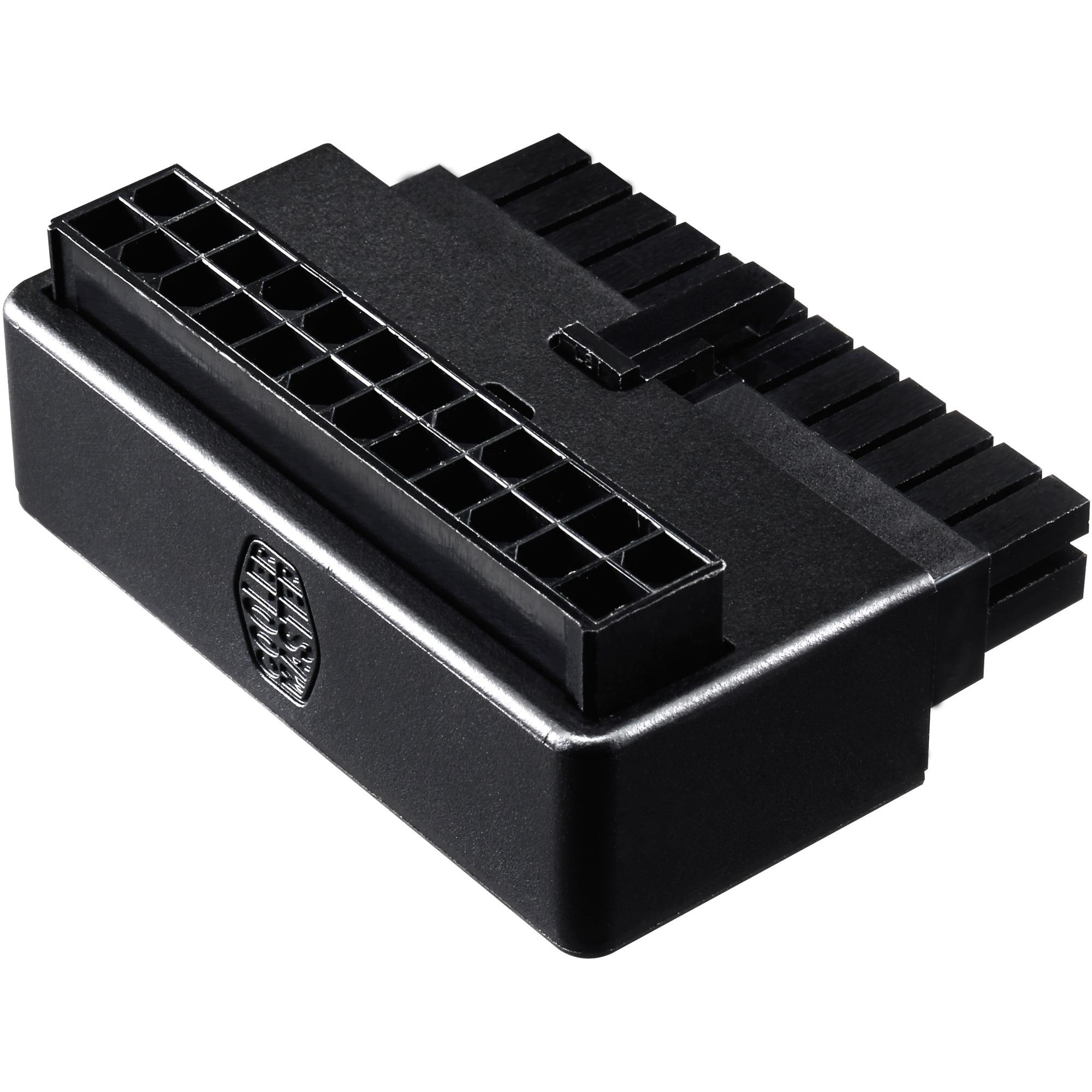 CMA-CEMB01XXBK1-GL adaptador de cable ATX 24-Pin Negro