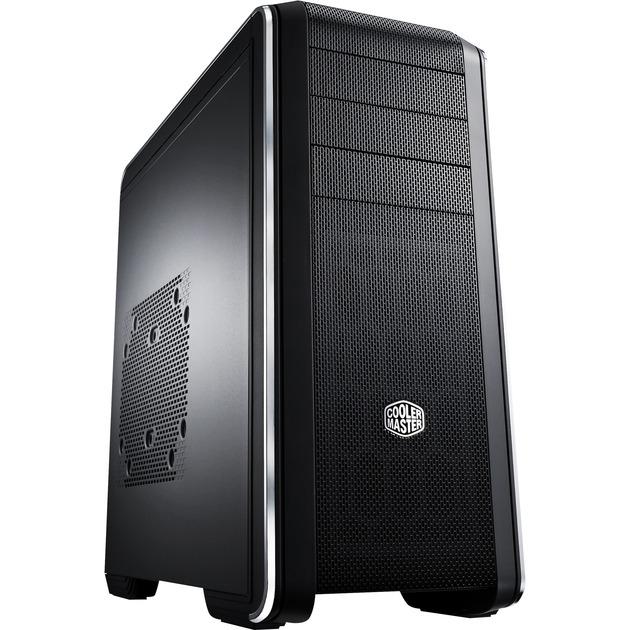 CM 690 III Midi-Tower Negro carcasa de ordenador, Cajas de torre