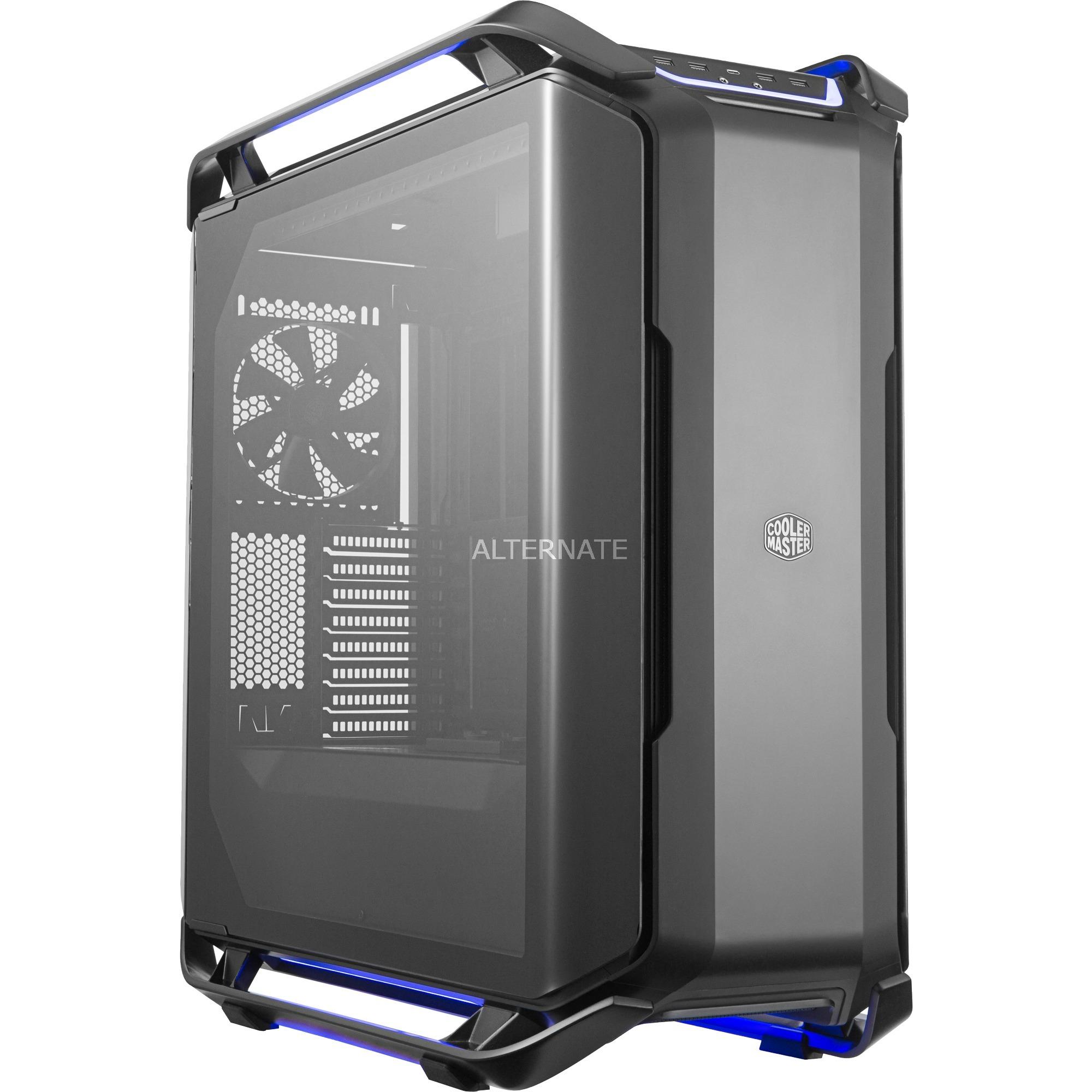 Cosmos C700P Full-Tower Negro, Caja de torre grande