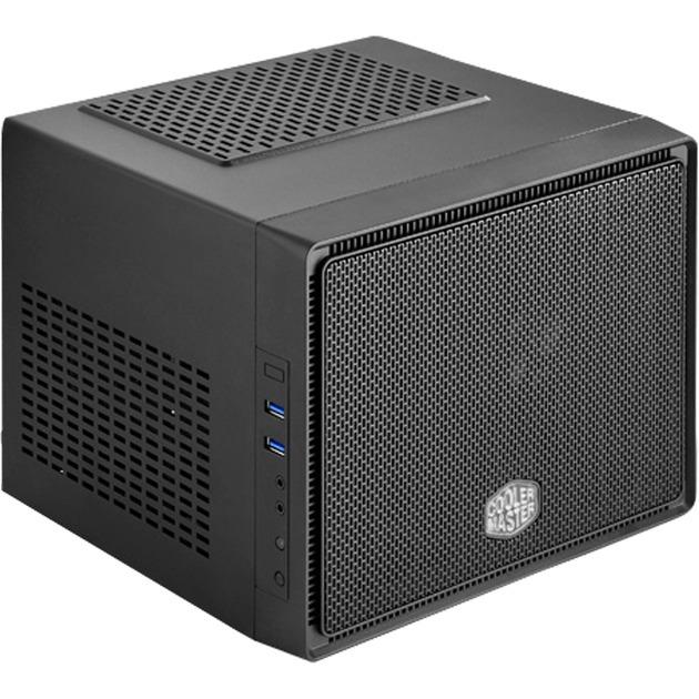 Elite 110 Cubo Negro carcasa de ordenador, Cajas de torre