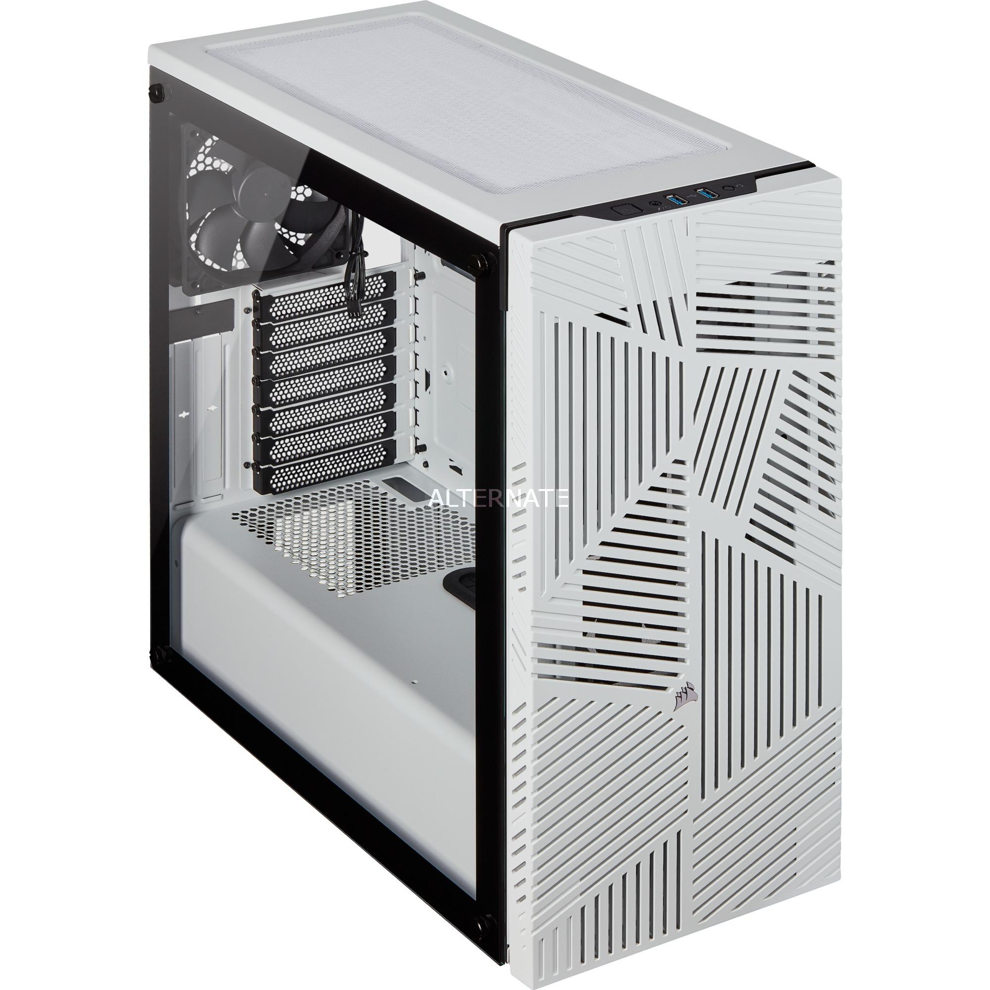 275R Airflow Midi-Tower Blanco, Cajas de torre