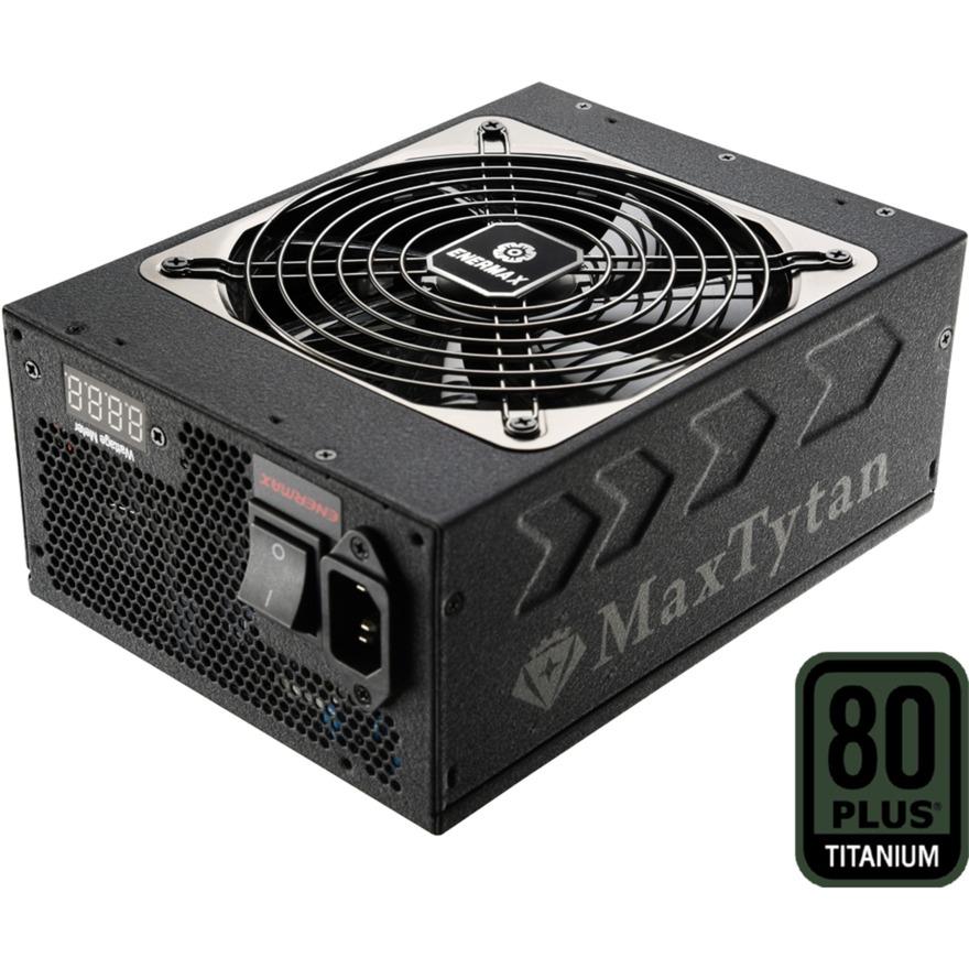 EDT1050EWT unidad de fuente de alimentación 1050 W ATX Negro, Fuente de alimentación de PC