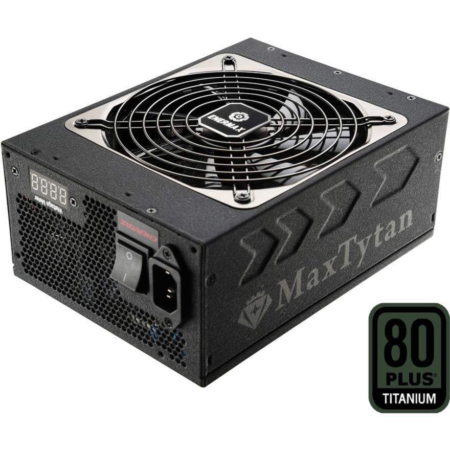 EDT1250EWT unidad de fuente de alimentación 1250 W ATX Negro, Fuente de alimentación de PC