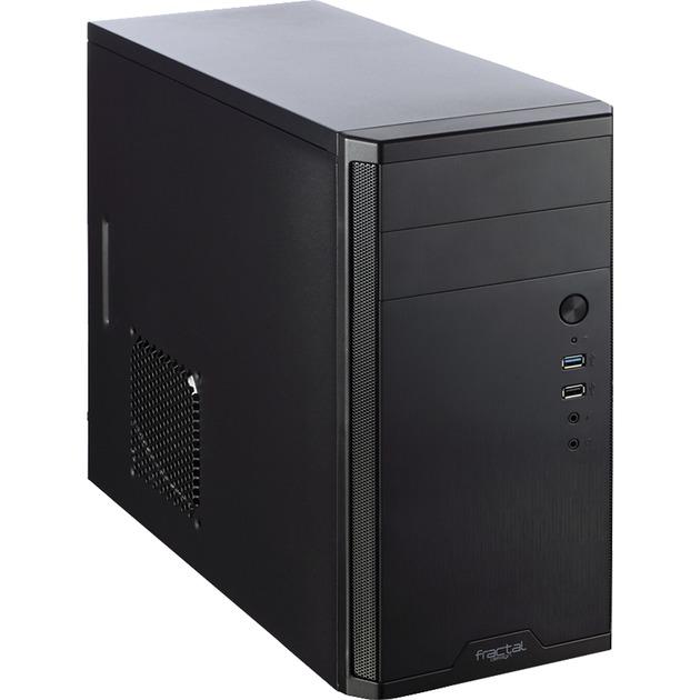 CORE 1100 Negro carcasa de ordenador, Cajas de torre