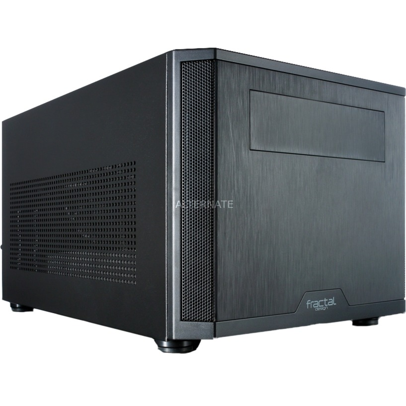 Core 500 carcasa de ordenador Negro, Cajas de torre