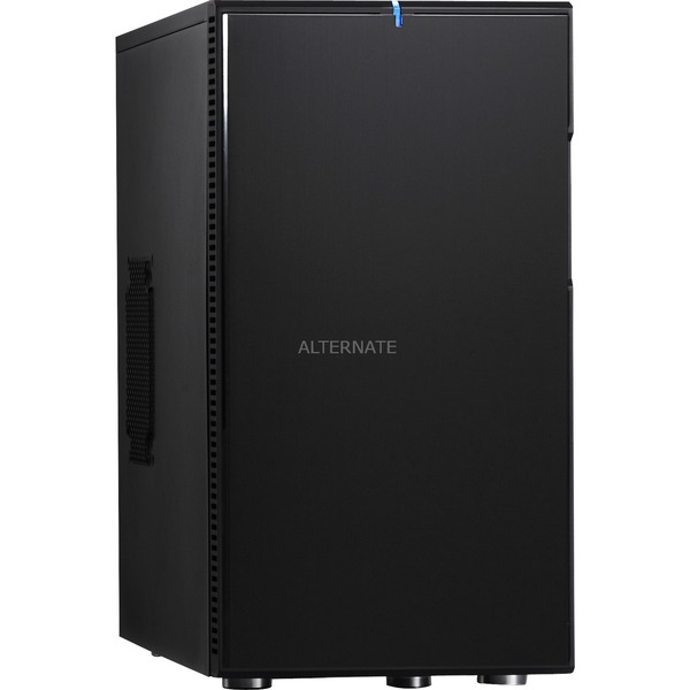 Define Mini carcasa de ordenador Negro, Cajas de torre
