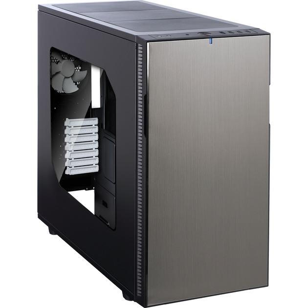 Define R5 Titanio carcasa de ordenador, Cajas de torre