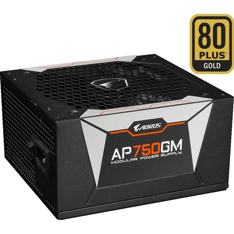 AORUS P750W 750W, Fuente de alimentación de PC