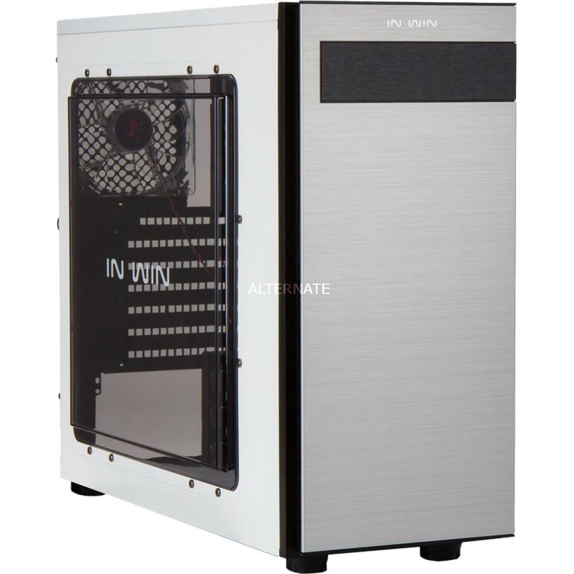 703 Midi-Tower Blanco carcasa de ordenador, Cajas de torre