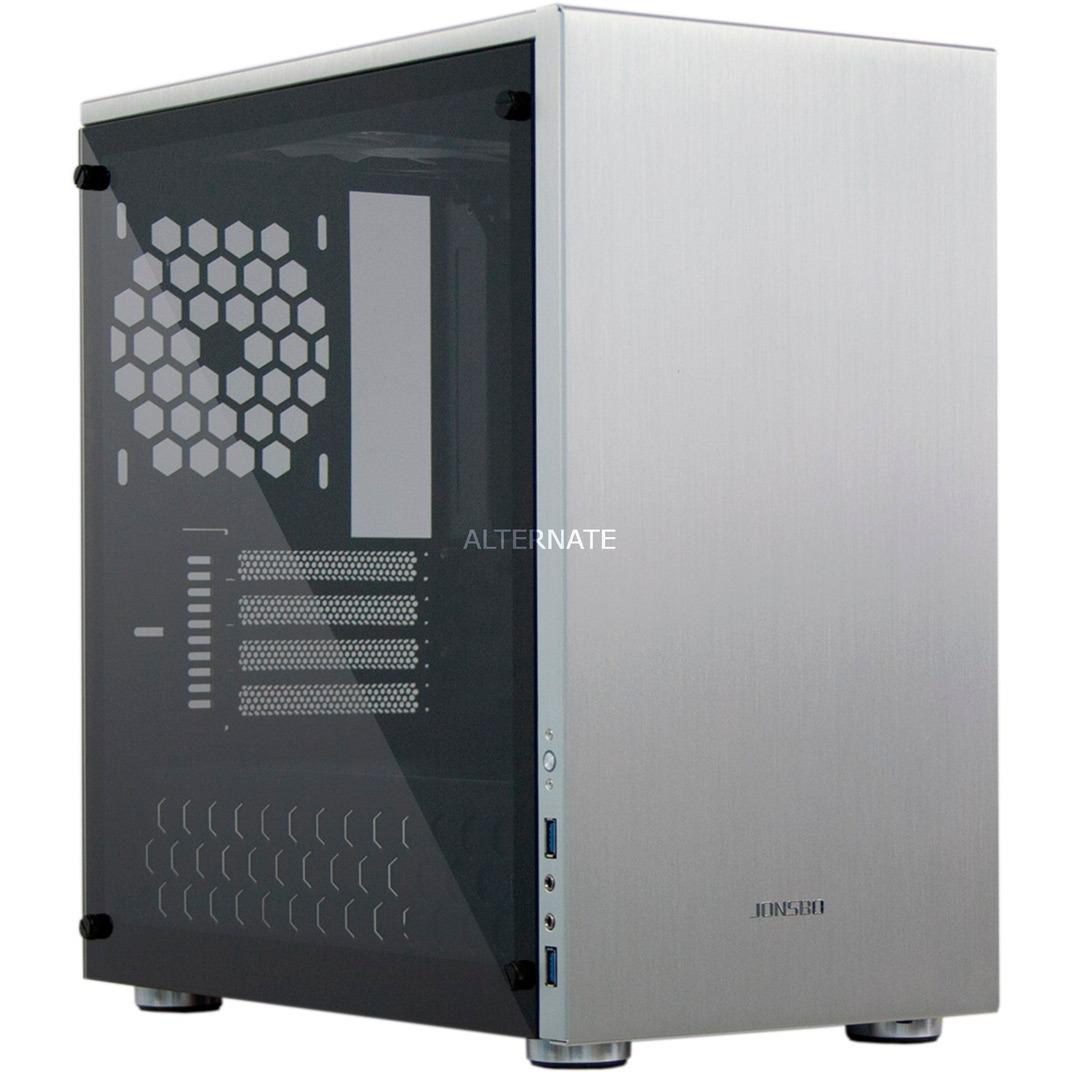 JB-C3 Plus Silver, Cajas de torre