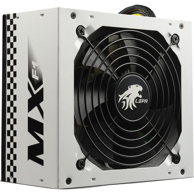 MX F1 unidad de fuente de alimentación 600 W Plata, Fuente de alimentación de PC