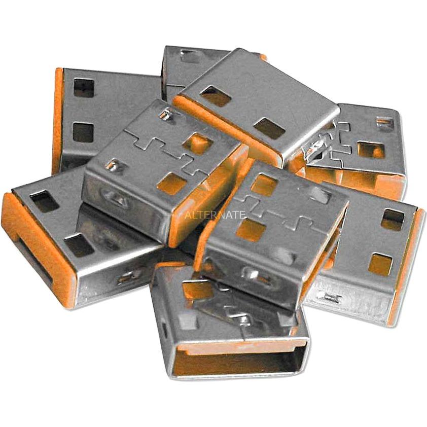 USB Port Blocker Pack 10 sistema de seguridad, Protección contra robos