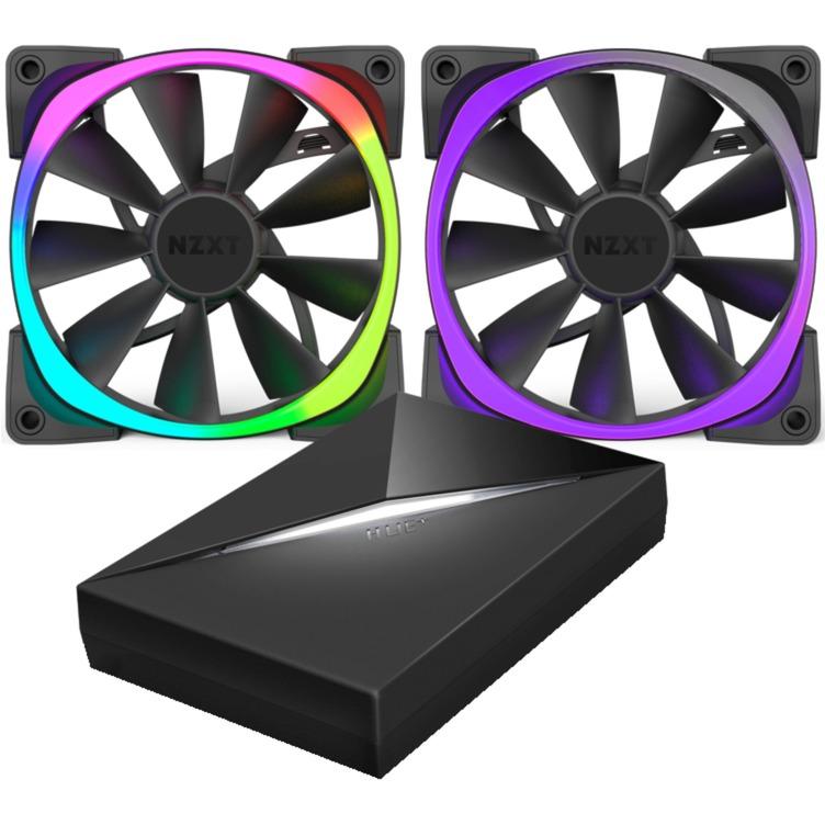 Aer RGB & HUE+ Carcasa del ordenador Ventilador