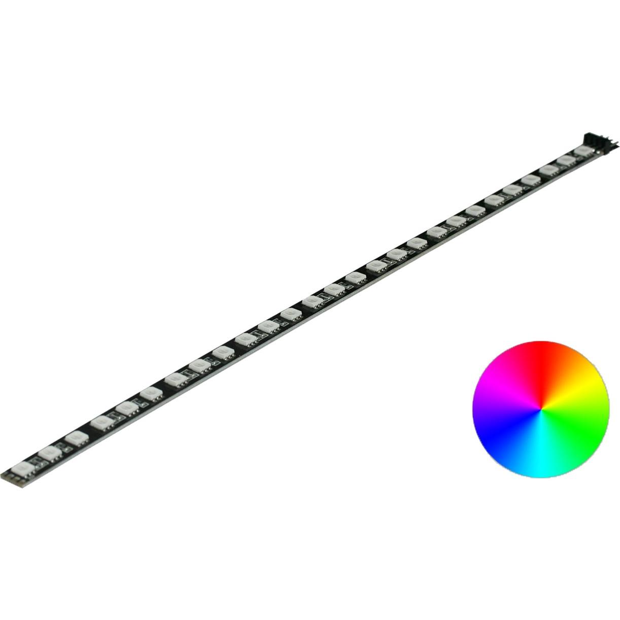 Rigid LED 30 cm RGB, Modding