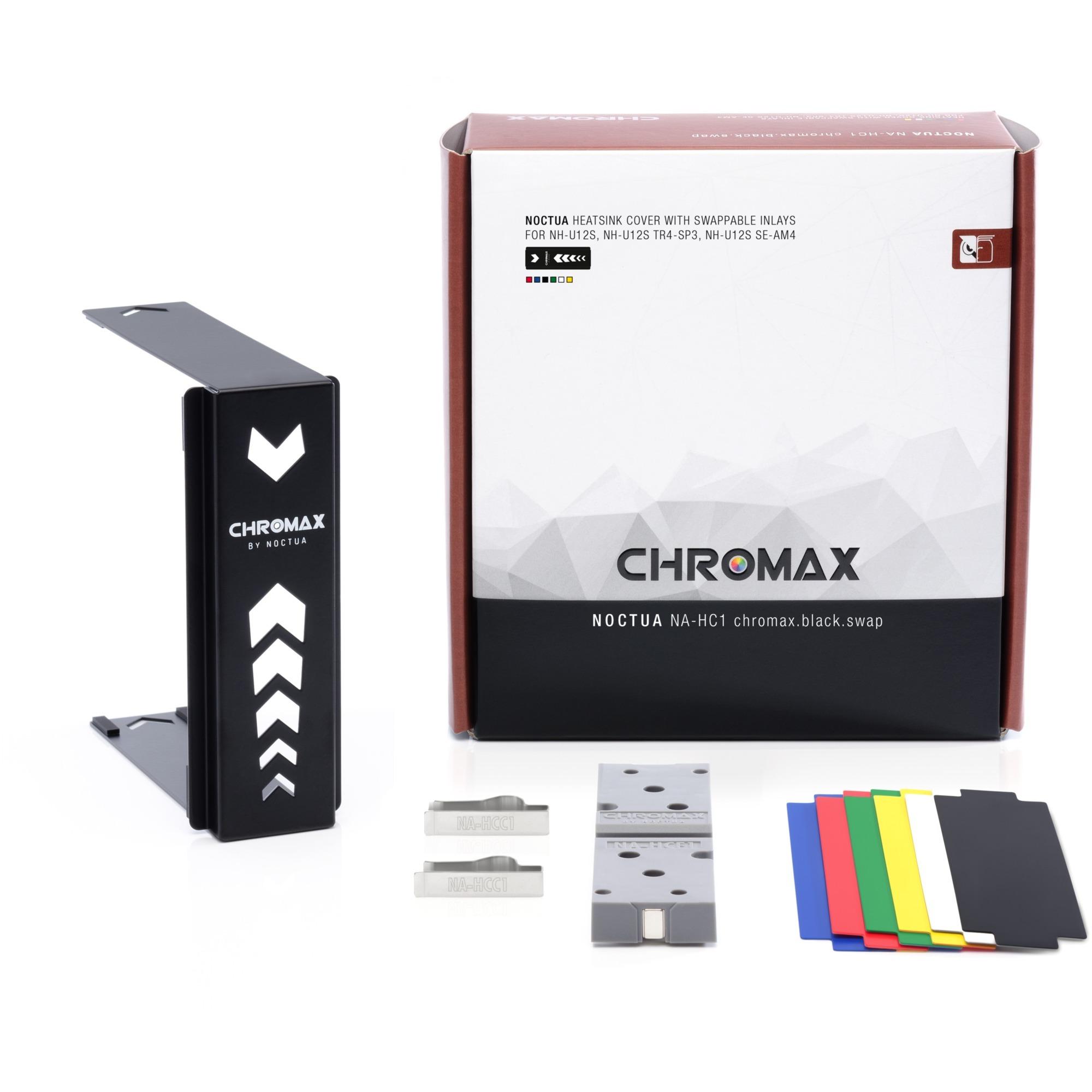 NA-HC1 chromax.black.swap, Cubierta