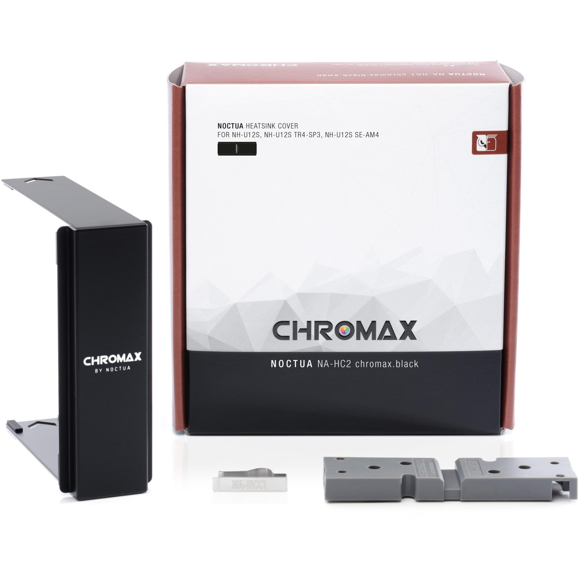 NA-HC2 chromax.black, Cubierta
