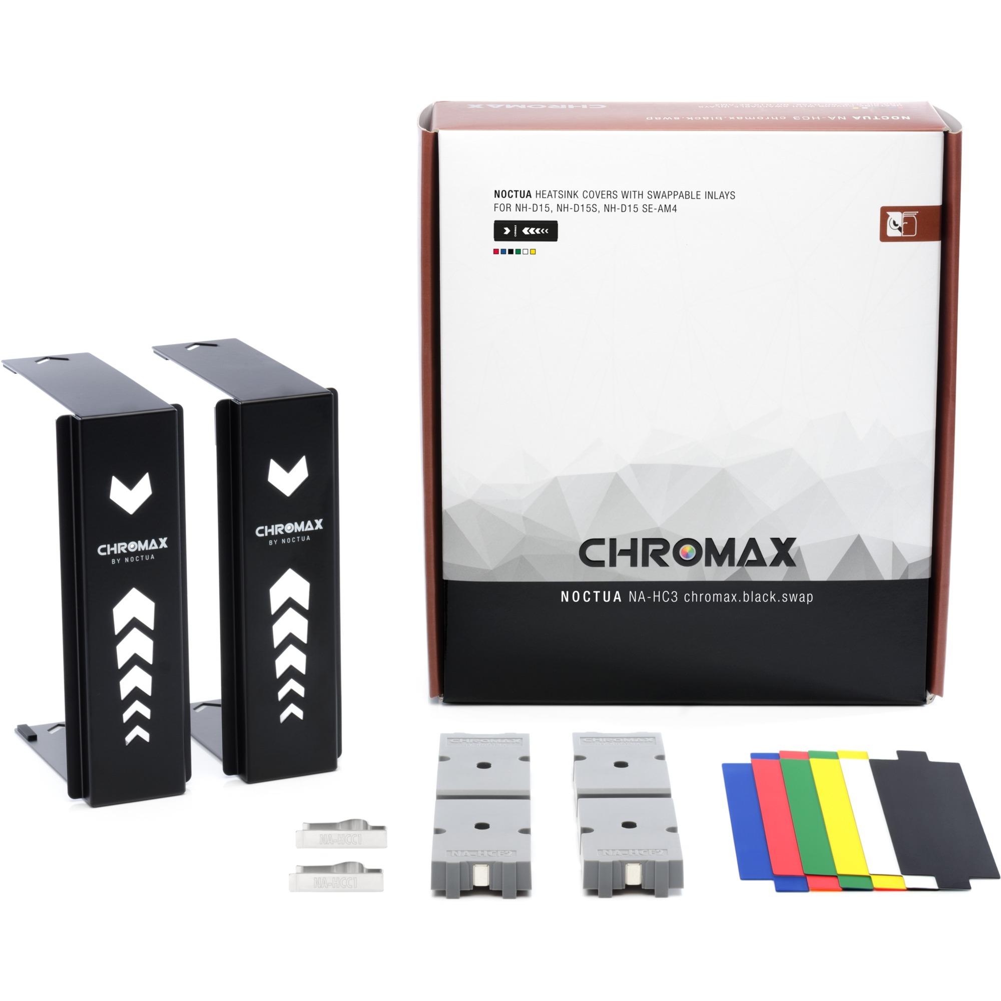NA-HC3 chromax.black.swap, Cubierta