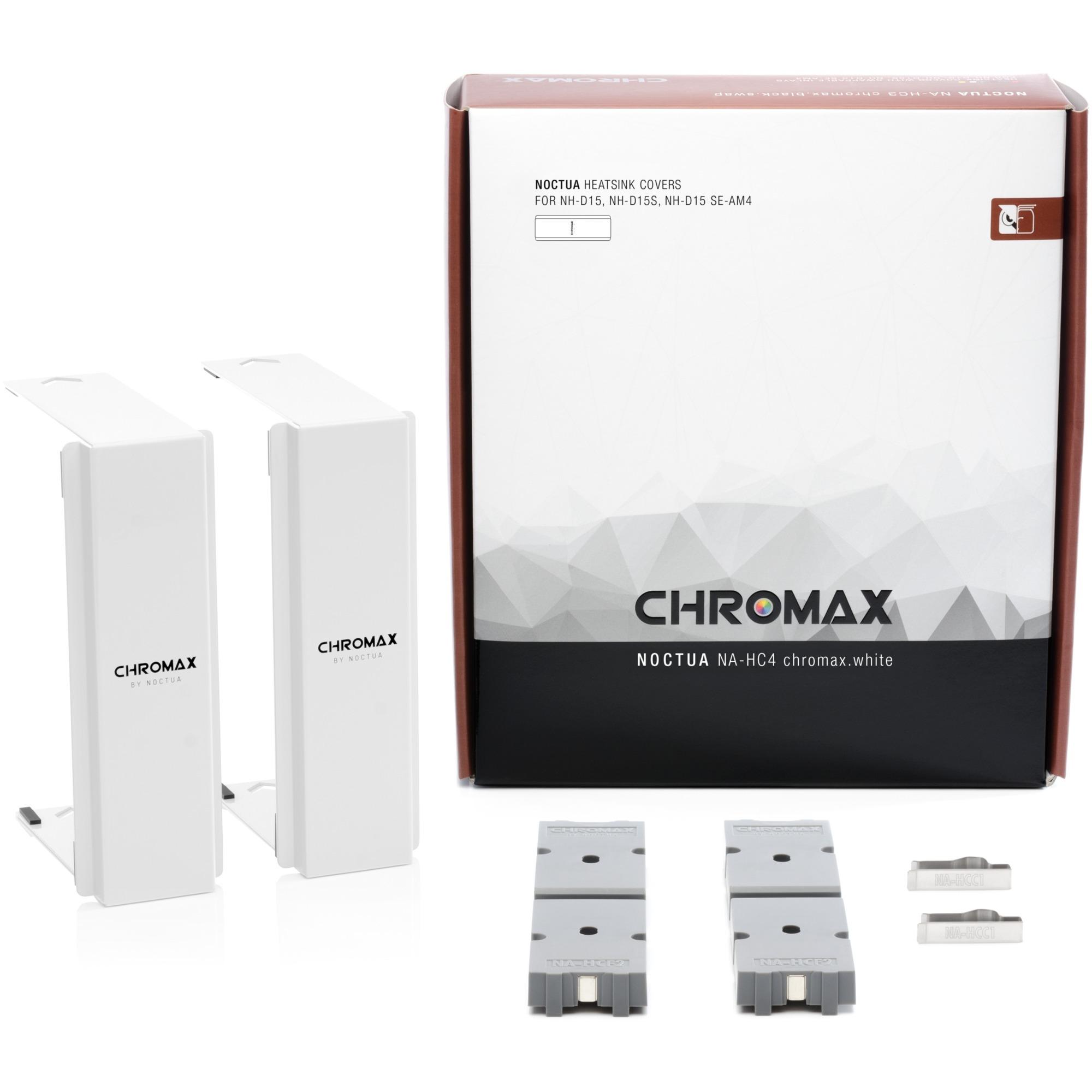 NA-HC4 chromax.white, Cubierta