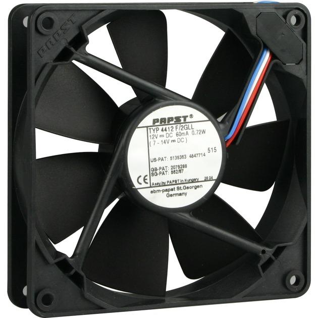 4412 FGLL Carcasa del ordenador, Ventilador