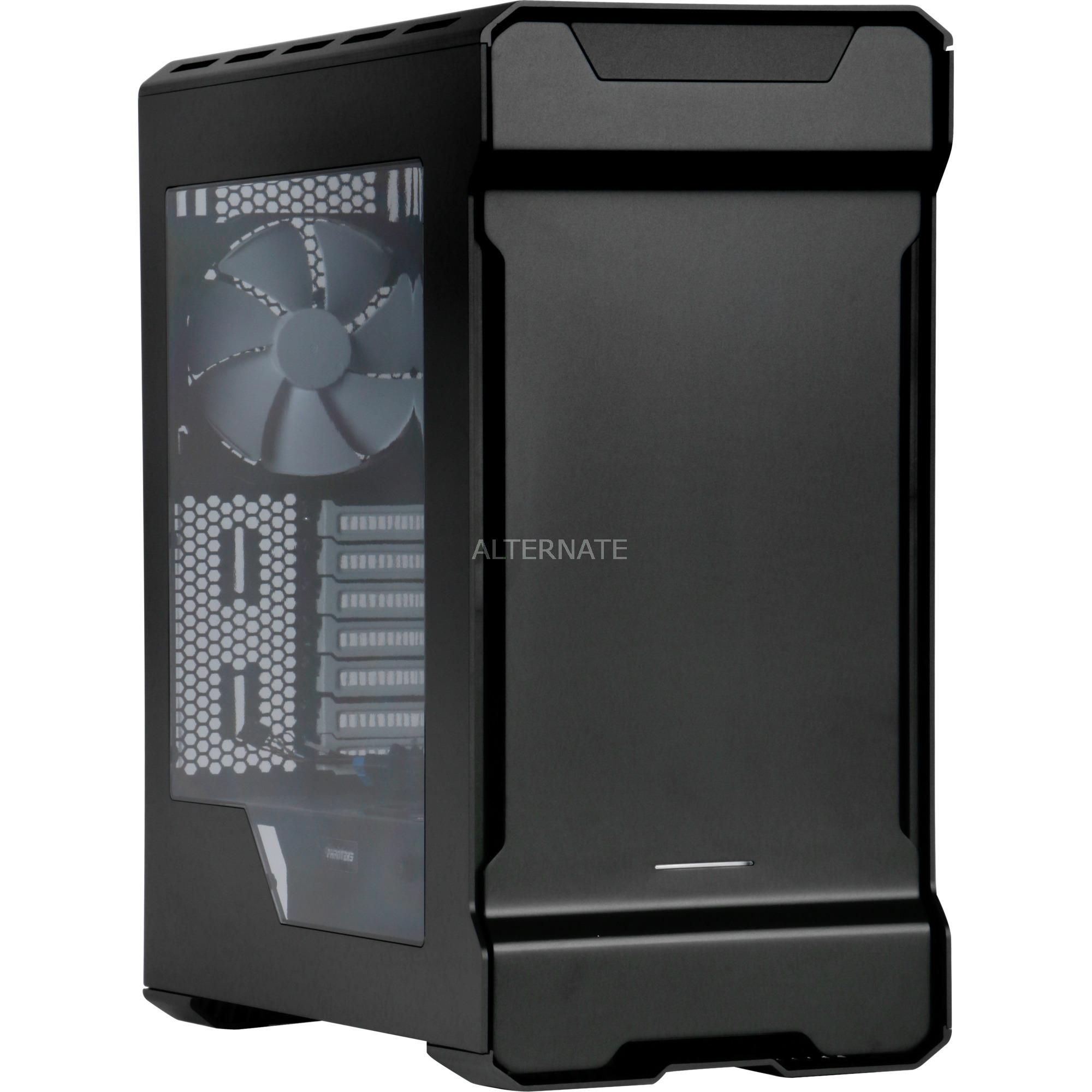 EVOLV ATX Midi-Tower Negro carcasa de ordenador, Cajas de torre