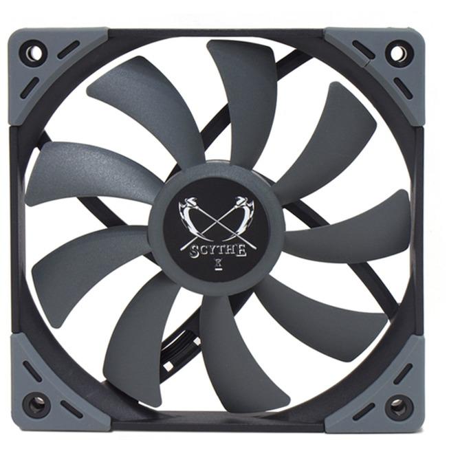 Kaze Flex 120 Silm Carcasa del ordenador Enfriador, Ventilador