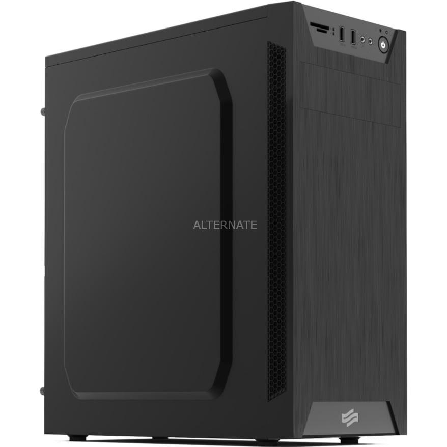 Armis AR1 Mini-Tower Negro, Cajas de torre
