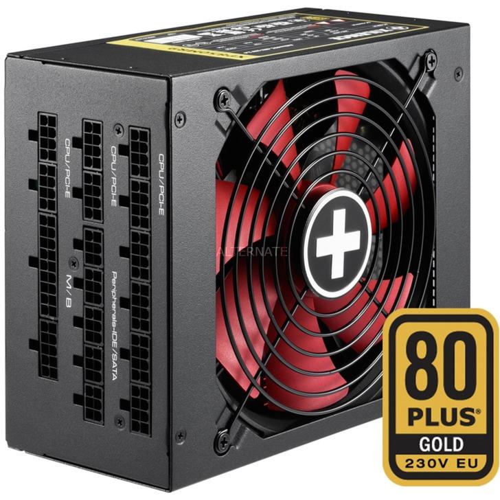 Performance X unidad de fuente de alimentación 1250 W ATX Negro, Fuente de alimentación de PC