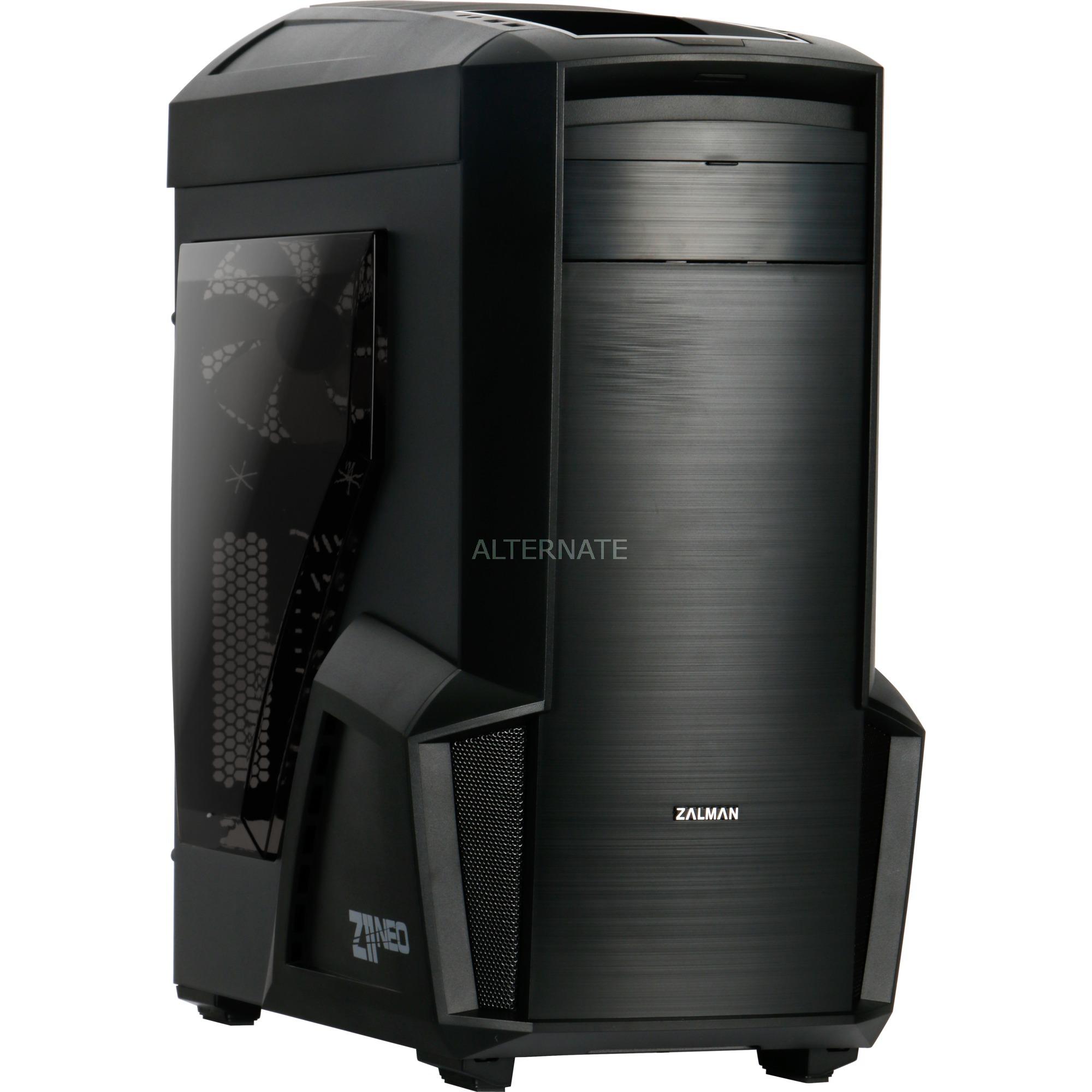 Z11 Neo carcasa de ordenador Midi-Tower Negro, Cajas de torre