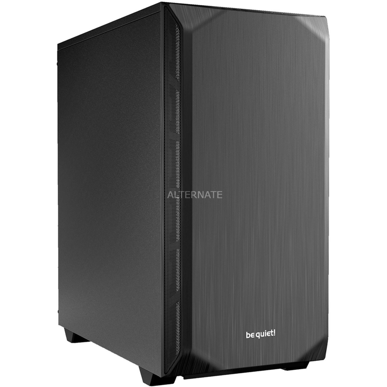 BG034 carcasa de ordenador Torre Negro, Cajas de torre