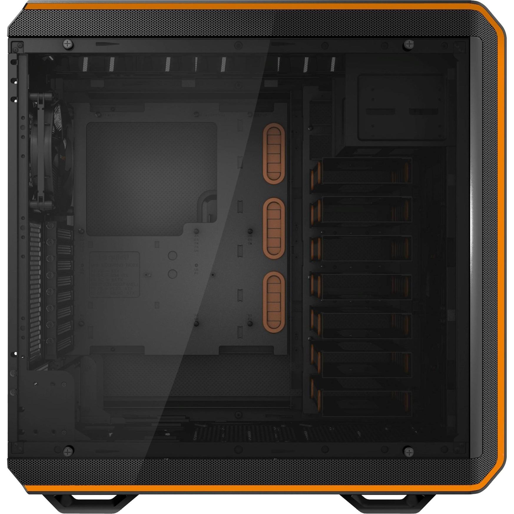 BGA02 De panel lateral parte carcasa de ordenador