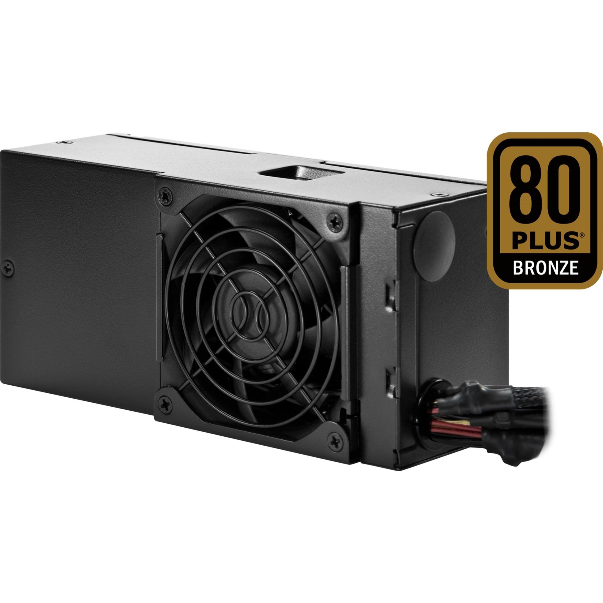 BN228 unidad de fuente de alimentación 300 W TFX Negro, Fuente de alimentación de PC